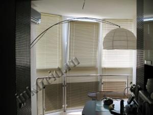 Вертикальные тканевые и горизонтальные алюминиевые жалюзи в Волгограде